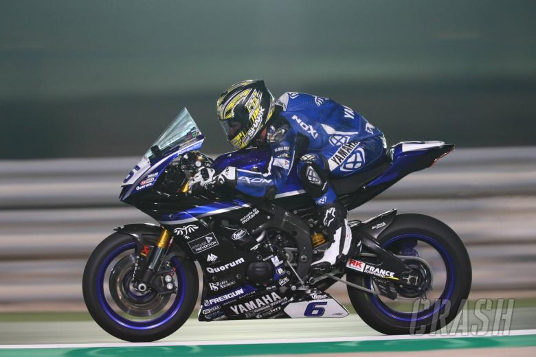 World Superbikes: Qatar WSS - Warm-up results