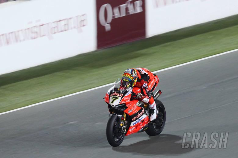 Chaz misled by 'final lap' message