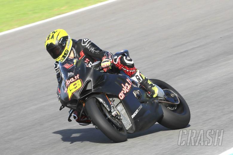 "World Superbikes: Debutant Bautista riding Ducati World Superbike ""like a 250cc"""