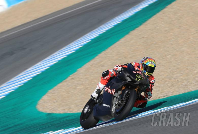 World Superbikes: Davies: No carry over between Ducati V-twin and V4