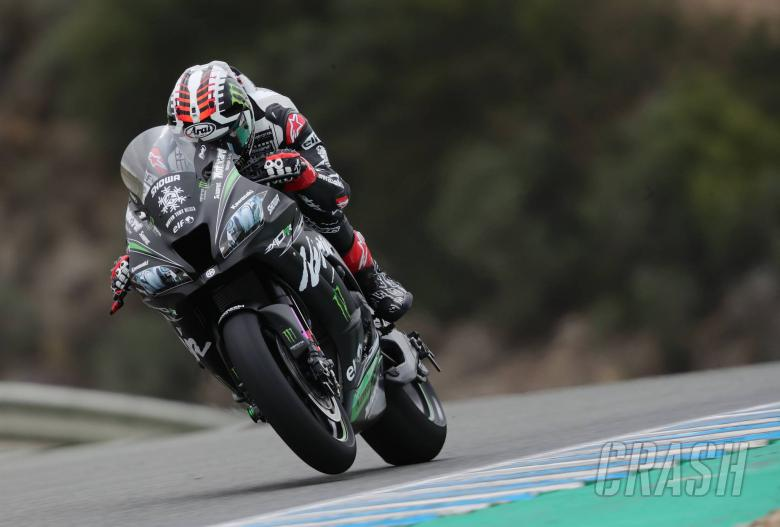 World Superbikes: Rea ends Jerez World Superbike test fastest