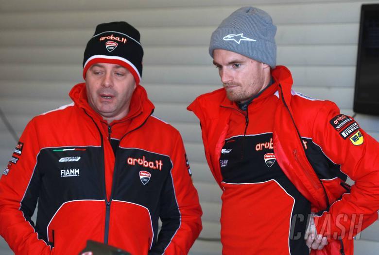 World Superbikes: Back pain restrains Davies at Jerez