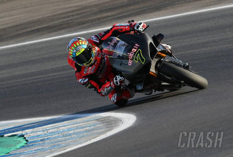 World Superbikes: Davies: Ducati's work in MotoGP gives direct crossover for V4 R