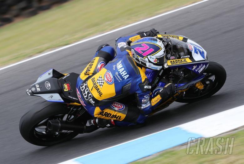 World Superbikes: Phillip Island - Free practice results (1)