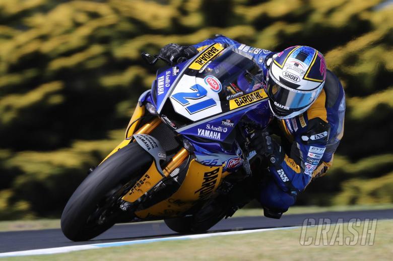 World Superbikes: Phillip Island - Free practice results (3)