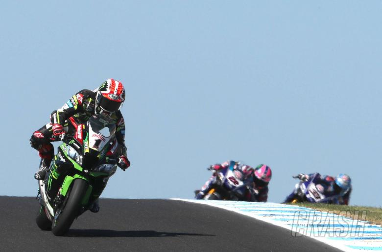World Superbikes: Rea back on top in warm-up