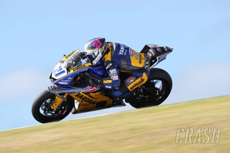 World Superbikes: Phillip Island - Warm-up results