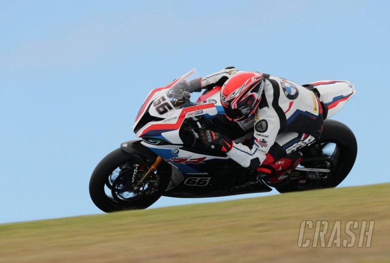 """World Superbikes: Sykes surprises with """"special"""" BMW progress"""