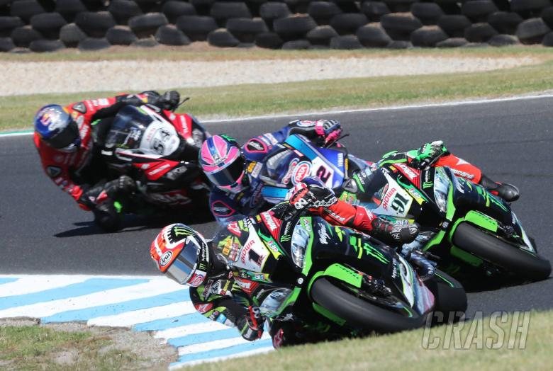 World Superbikes: Rea: Second was best target and we achieved it