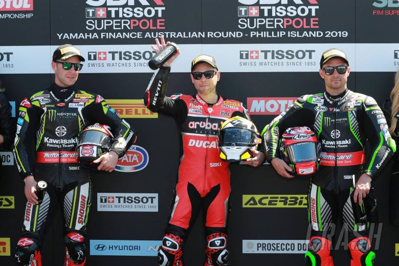 World Superbikes: World Superbike amends sprint race rules