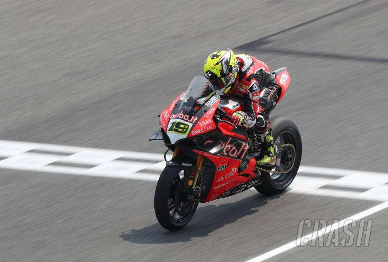 World Superbikes: Bautista continues to lead in warm-up