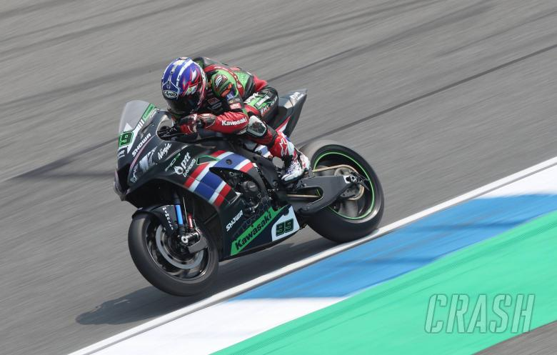 World Superbikes: Warokorn taken to hospital following sprint race off