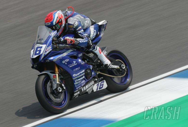 World Superbikes: Thailand - Free practice results (2)