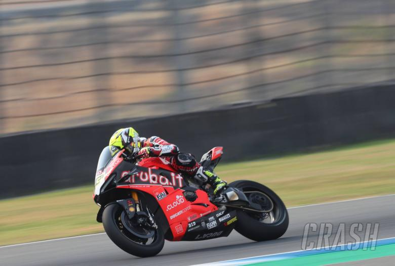 World Superbikes: Thailand - Race results (2)