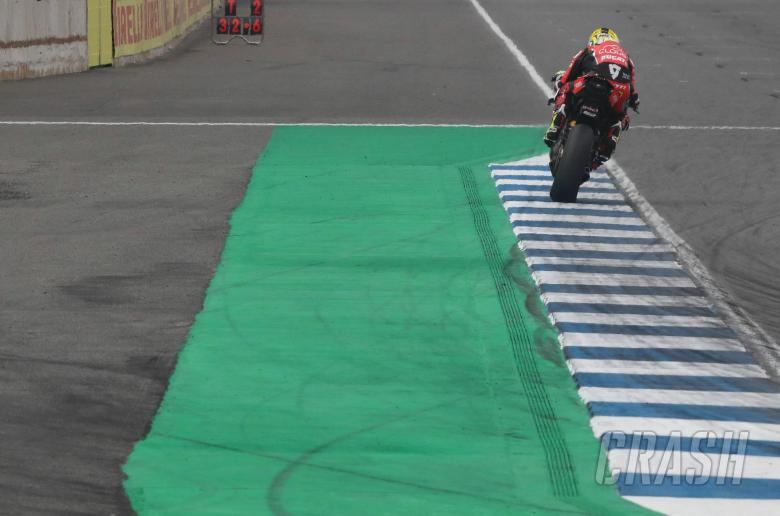 World Superbikes: Thailand - Race results (1)