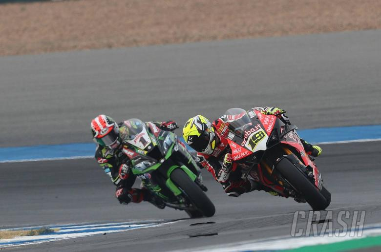 World Superbikes: Bautista wins red-flagged sprint race
