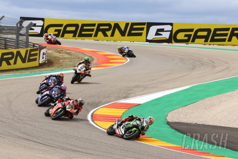 2021 World Superbike calendar updated as Circuito de Navarra is introduced