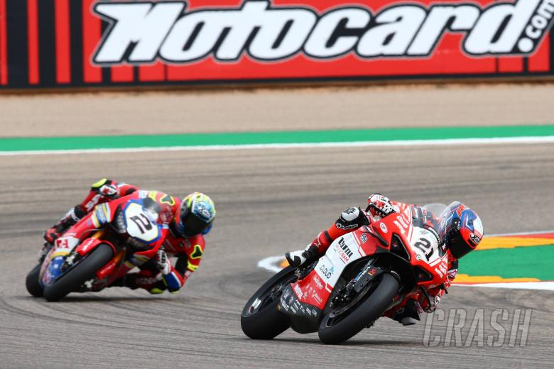 Official: Camier heads to Barni Ducati for 2020