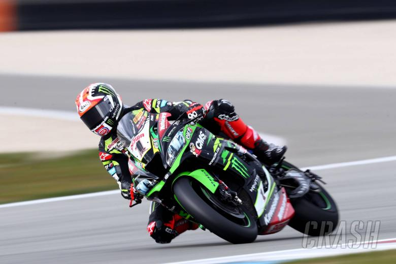Rea returns to the top ahead of qualifying