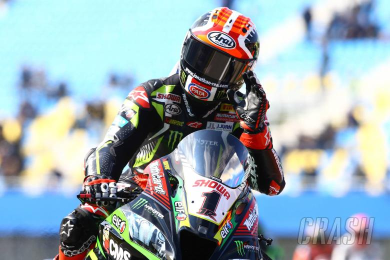 World Superbikes: Rea: I'm maximising Kawasaki potential