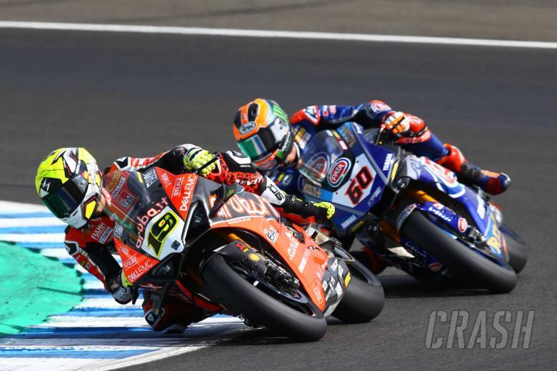 Bautista tops Jerez FP3, four manufacturers inside top four