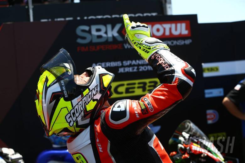 Bautista mendedikasikan kemenangan Jerez untuk mendiang kakek
