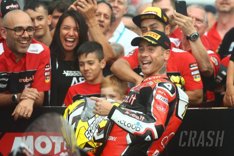 EKSKLUSIF: Bautista: Apakah saya merindukan MotoGP? Tidak, di WorldSBK saya seorang bintang!