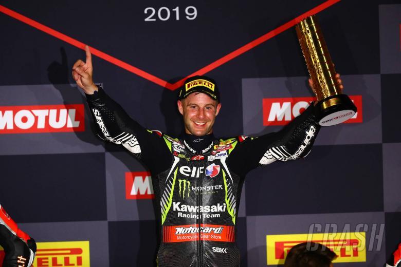 Jonathan Rea, WorldSBK race2, Qatar 2019