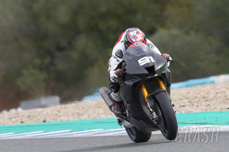 Haslam: Honda within one or two tenths