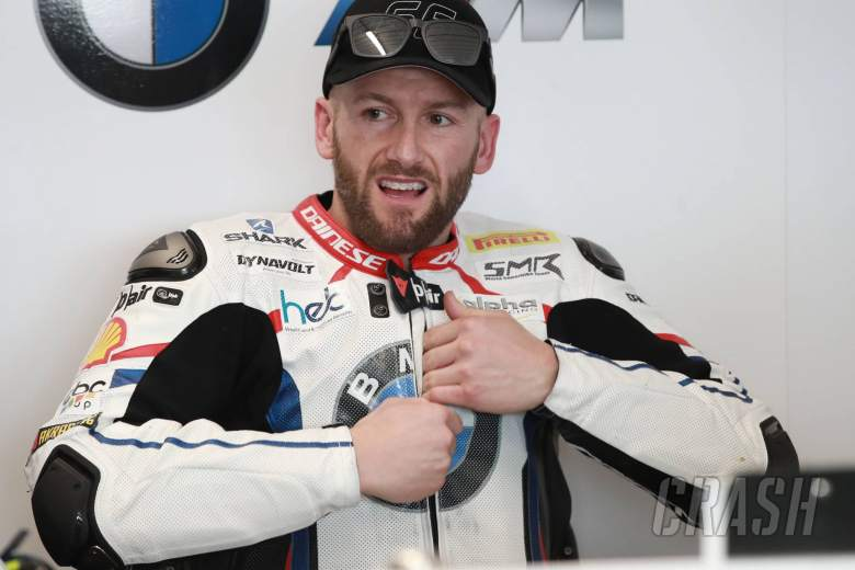 Tom Sykes re-signs with BMW for 2021 WorldSBK season