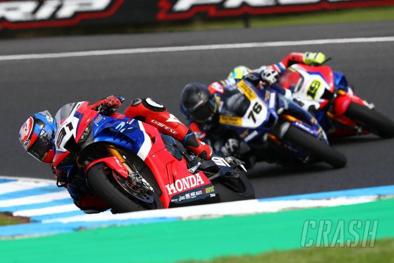 Honda: World Superbike season delay hurting development