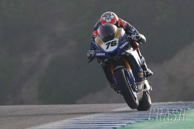 WorldSBK Jerez - Hasil Praktik Gratis (1)