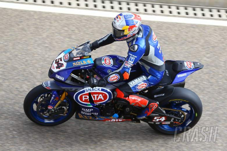 Razgatlioglu leads Yamaha 1-2-3 as inaugural WorldSBK Catalunya begins