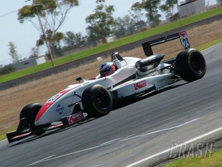 Australian F3 to celebrate 'big 100' in Sydney.