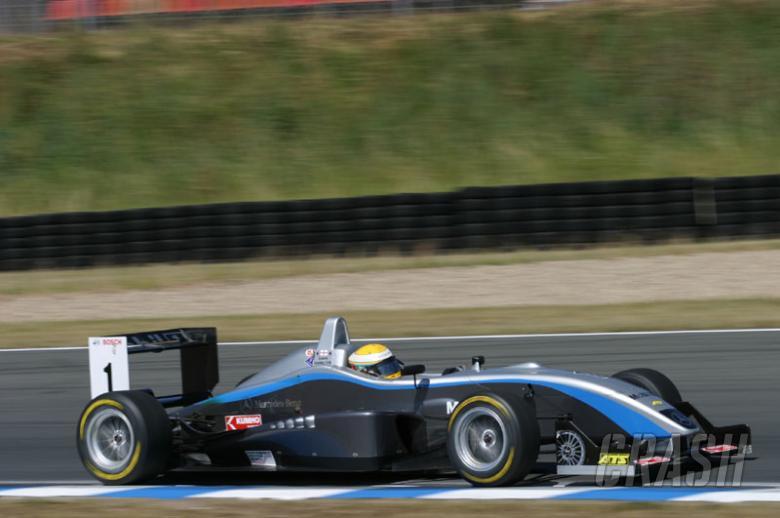 Race results (1) - Euroseries, Norisring.