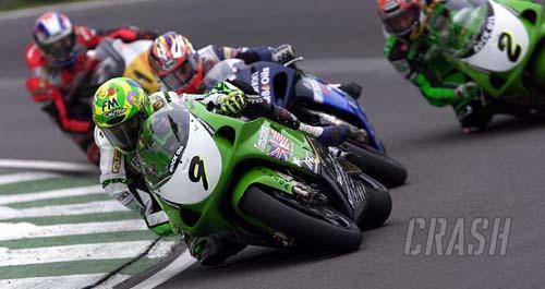 New sponsor puts Team Kawasaki back on track.