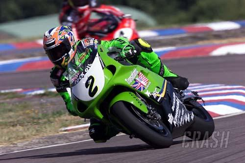 Kawasaki leave British Superbikes.