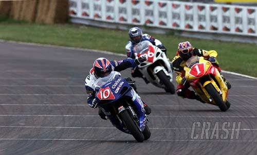 V&M looking for wins at Oulton Park.