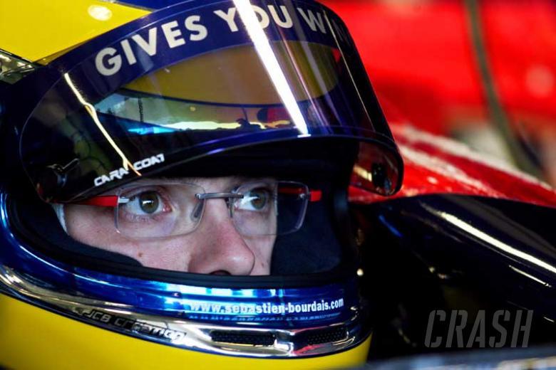 Schumacher headlines return of testing.