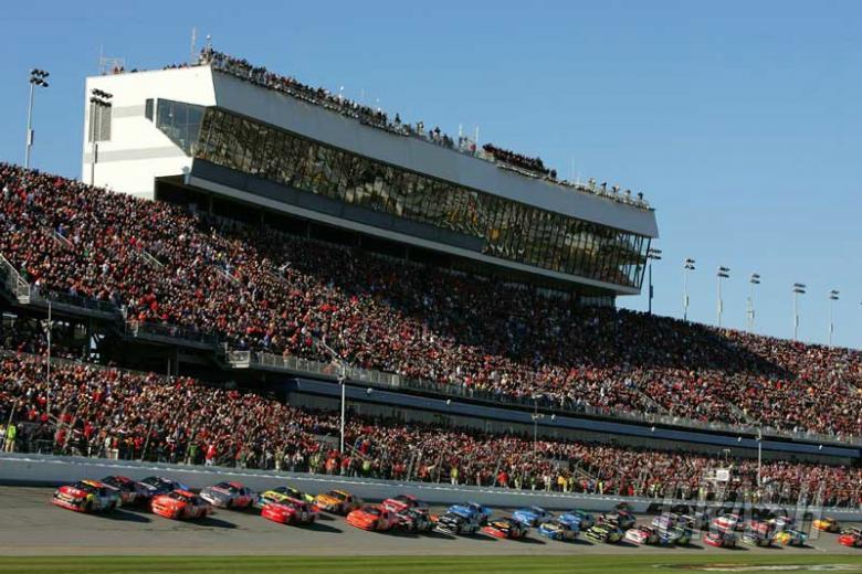 Briton sets out to live NASCAR dream.