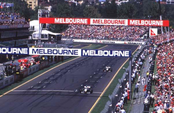 Preview - Australian Grand Prix and 2001.