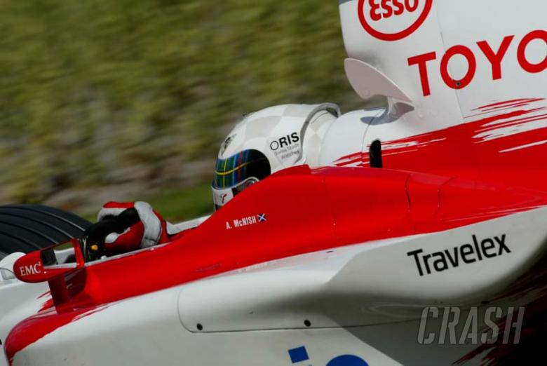 Toyota Racing welcomes a new partner: AVEX.