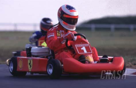 Schumi to race in Brazil...
