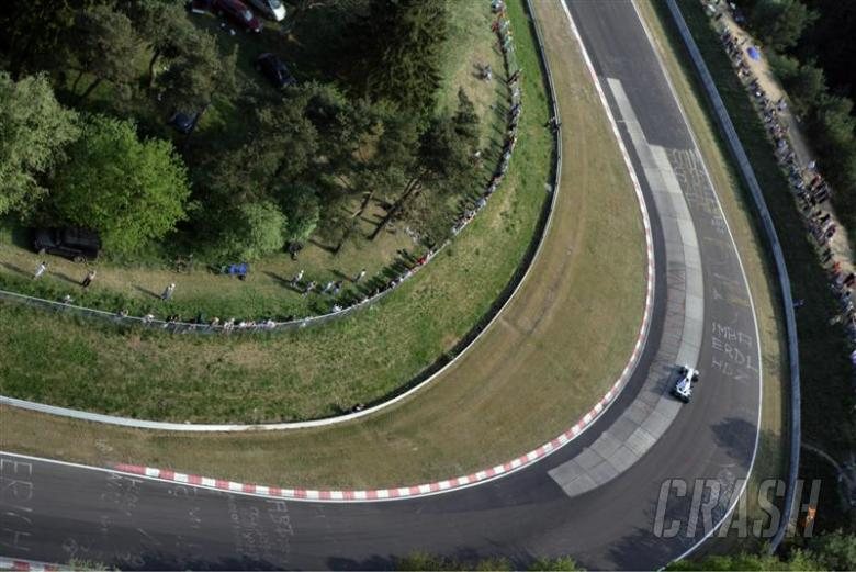Inside Racing: Driving the old Nurburgring F1 circuit and more...