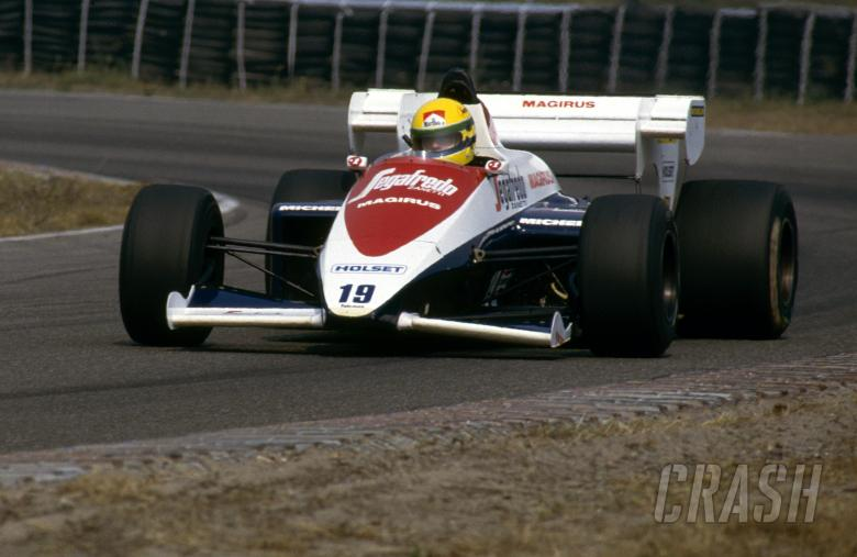 Q&A: Chris Witty - F1 to P1.
