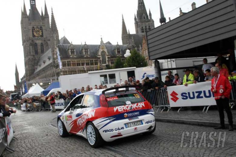 IRC: Ypres Rally set for overhaul in 2009.