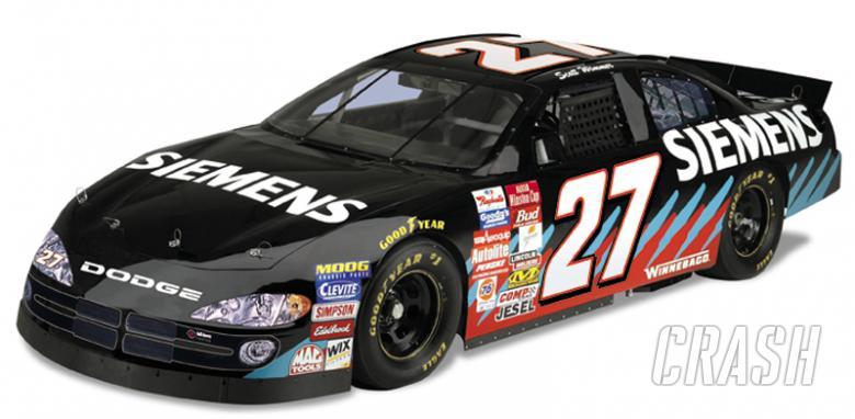 Bill Davis Racing gearing up for 2004.