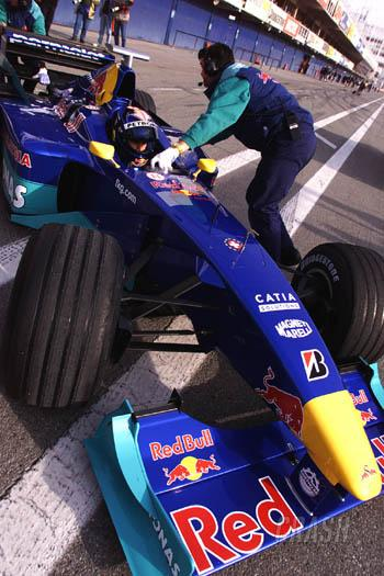 Raikkonen included on provisional entry.