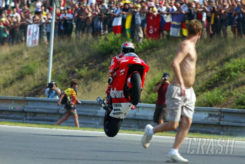 Now or never for Biaggi?