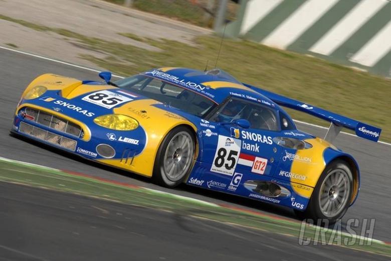 Bleekemolen completes Spyker Le Mans line-up